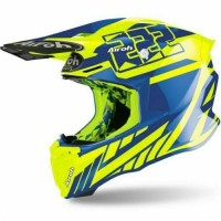 Airoh TWIST Replica Tony Cairoli New Model Tg.S casco da Motocross Enduro Motard