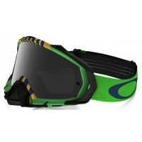 Oakley Mayhem Pro Flight Series Maschera Da Motocross Enduro