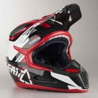 Leatt Helmet GPX 5.5 Composite V4 Taglia XL 61-62 cm Casco da Motocross Enduro
