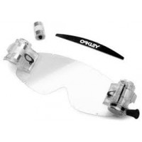 O Frame MX Roll-Off Lens Acc. Kit Clear Oakley