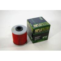 HIFLOFILTRO premium oil filter HF 207 Racing