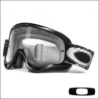 Oakley O Frame MX Carbon Fiber Black/Grey