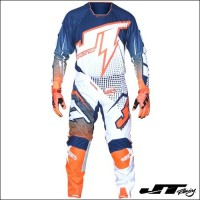 "JT Racing USA 2016 Hyperlite Voltage Black Red White ""Spedizione Gratuita"""