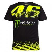 T-shirt Vr46 Monster Energy 2016