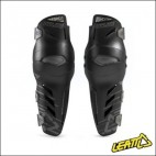 Ginocchiere Leatt Knee Guard Dual Axis Black