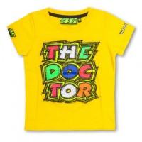 T-shirt The Doctor Bambino-Bimbo Vr 46 Collezione 2016