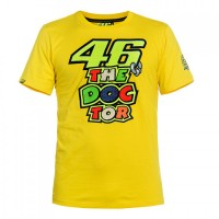 T-shirt 46 The Doctor Collezione Vr46 2016