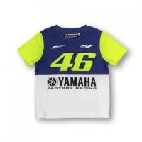 T-shirt Bimbo-Bambino Valentino Rossi ORIGINALE Yamaha