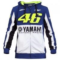 Felpa Uomo Valentino Rossi Yamaha Dual M1 Originale Collezione Vr46 2016